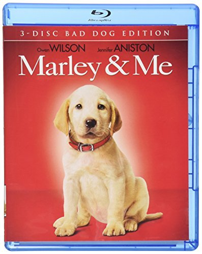 Marley & Me Wilson Aniston Blu Ray Ws Pg