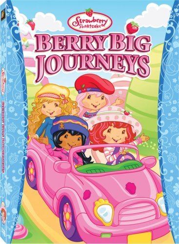 Strawberry Shortcake Berry Big Journey DVD Nr