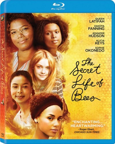 Secret Life Of Bees Latifah Fanning Hudson Keys Blu Ray Ws Pg13