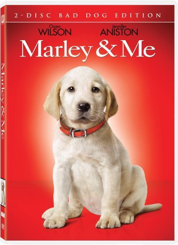 Marley & Me Wilson Aniston Ws Special Ed. Pg 2 DVD