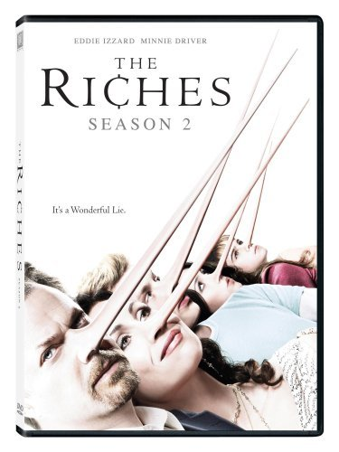 Riches Riches Season 2 Ws Nr 2 DVD