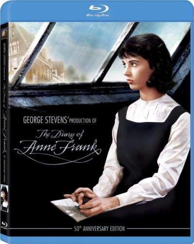 Diary Of Anne Frank Diary Of Anne Frank Blu Ray Ws 50th Anniv. Ed. Nr