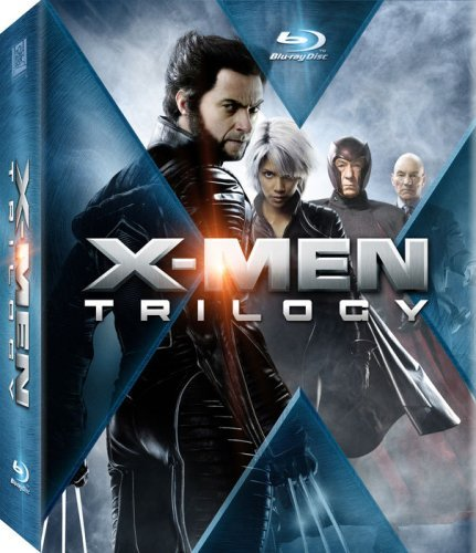 X Men Trilogy Blu Ray Nr