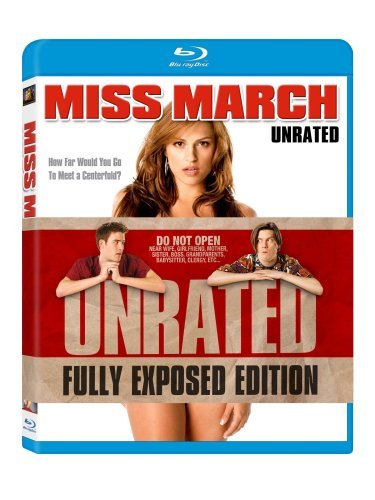 Miss March Cregger Moore Alessi Blu Ray Ws R 2 Br