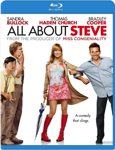 All About Steve Bullock Church Cooper Blu Ray Ws Pg13