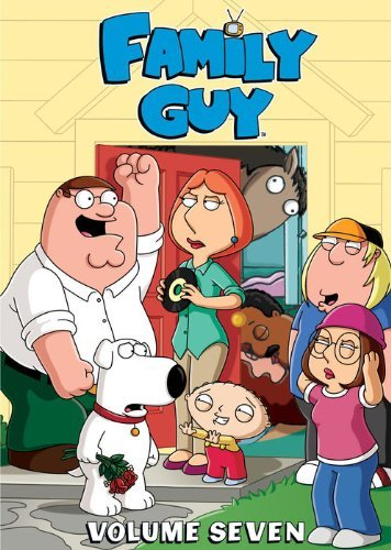 Family Guy Volume 7 DVD
