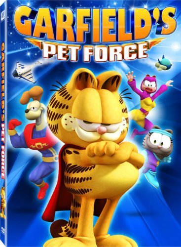 Garfield's Pet Force Garfield's Pet Force Ws Nr Incl. Movie Cash
