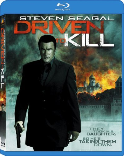 Driven To Kill Seagal Mennell Payne Blu Ray Ws Nr