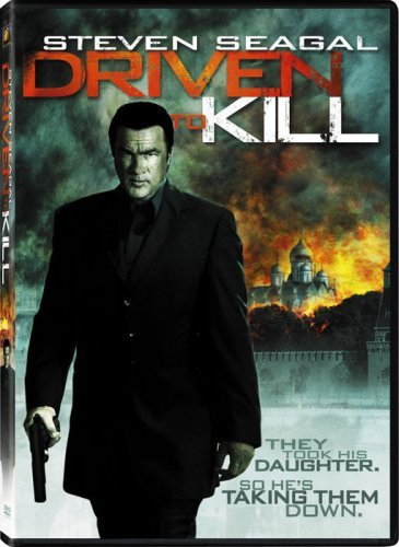 Driven To Kill Seagal Mennell Payne Ws Nr
