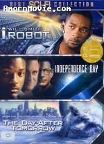 Day After Tomorrow I Robot Independence Day Triple Feature