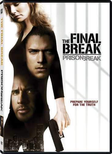 Prison Break Final Break DVD