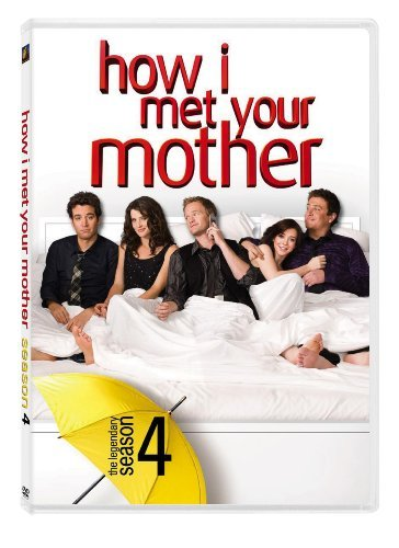How I Met Your Mother Season 4 DVD Nr