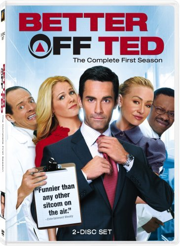 Better Off Ted Season 1 DVD Nr