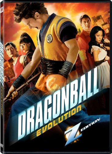 Dragonball Evolution Z Edition Chatwin Yun Fat Rossum Pg