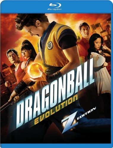 Dragonball Evolution Z Edition Chatwin Yun Fat Rossum Blu Ray Ws Pg