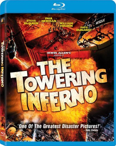 Towering Inferno Towering Inferno Blu Ray Ws Pg