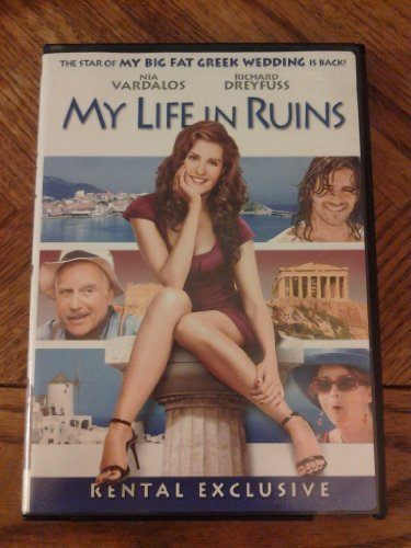 My Life In Ruins Vardalos Dreyfuss Georgoulis Rental Version