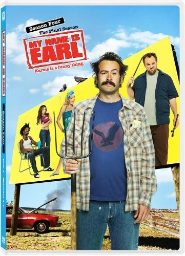 My Name Is Earl Season 4 DVD Nr 4 DVD