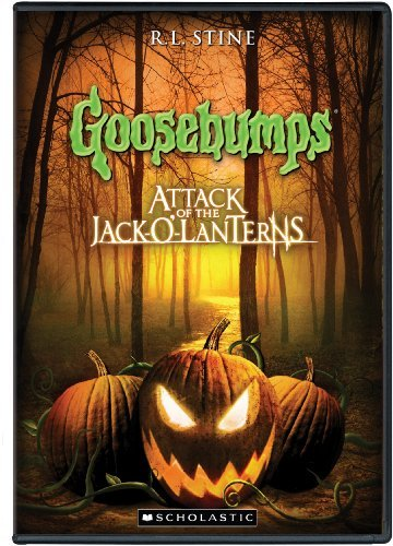 Goosebumps Attack Of The Jack O Laterns DVD Nr