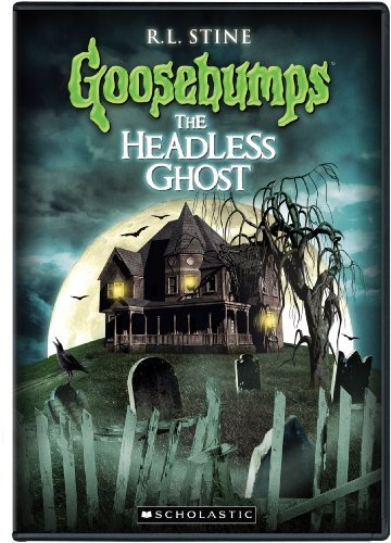 Goosebumps Headless Ghost DVD Nr