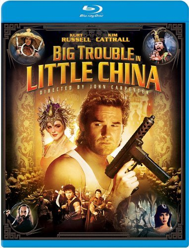 Big Trouble In Little China Big Trouble In Little China Blu Ray Ws Pg13