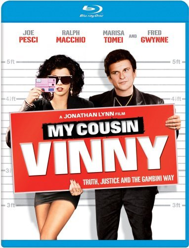 My Cousin Vinny My Cousin Vinny Blu Ray Ws Pg13