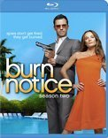 Burn Notice Burn Notice Season 2 Blu Ray Ws Nr 3 Br