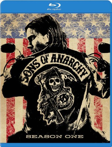Sons Of Anarchy Season 1 Blu Ray Nr