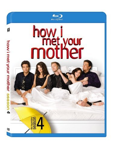 How I Met Your Mother Season 4 Ws Blu Ray Nr 3 DVD