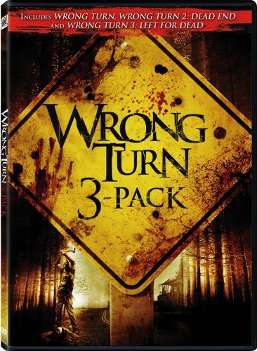 Wrong Turn 3pak Wrong Turn 3pak Ws Nr 3 DVD