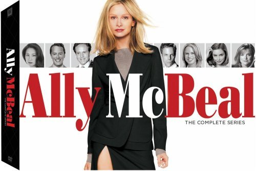 Ally Mcbeal Complete Series Nr 31 DVD