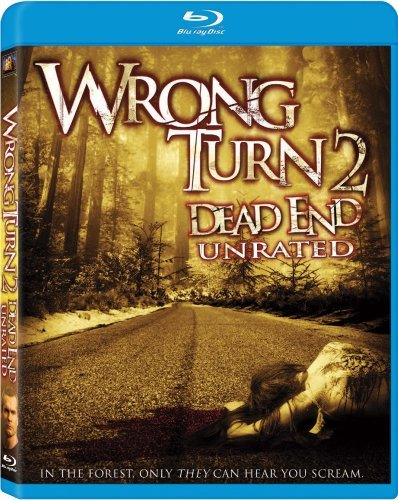 Wrong Turn 2 Dead End Wrong Turn 2 Dead End Blu Ray Ws Ur