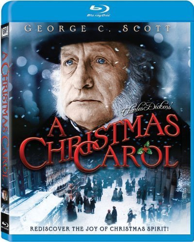 Christmas Carol (1984) Scott York Warner Blu Ray Pg Ws