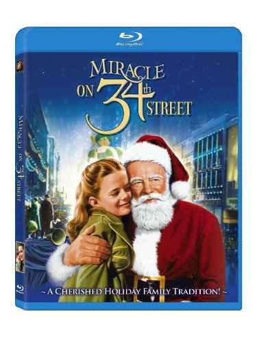 Miracle On 34th Street (1947) O'hara Payne Gwenn Blu Ray G