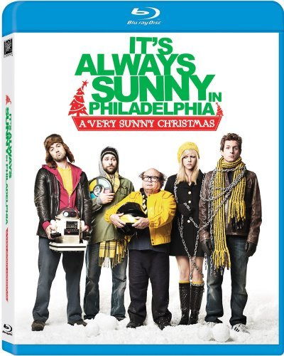 It's Always Sunny In Philadelpia A Very Sunny Christmas Blu Ray A Very Sunny Christmas