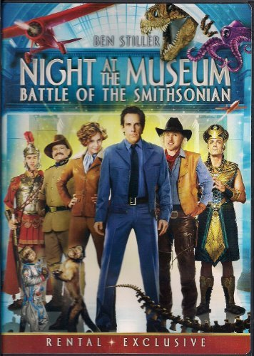Night At The Museum Battle Of Stiller Adams Wilson Williams