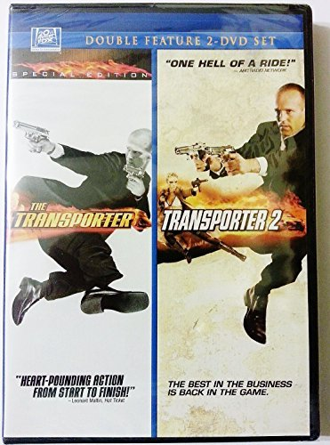 Transporter Double Feature Transporter Double Feature