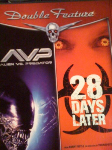 Alien Vs. Predator 28 Days Later Double Feature