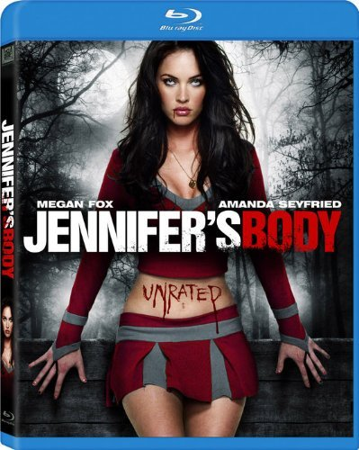 Jennifer's Body Fox Seyfried Brody Blu Ray Ws R