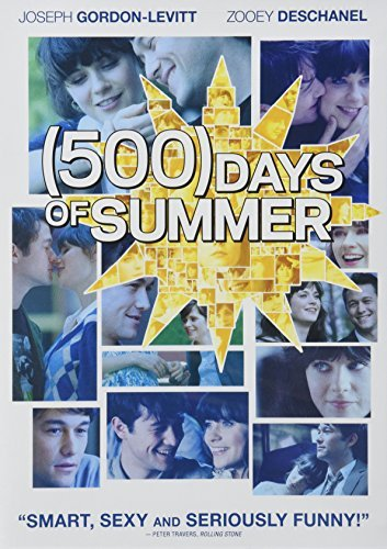 500 Days Of Summer Deschanel Gordon Levitt Ws Pg13