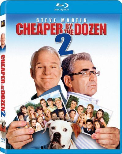 Cheaper By The Dozen Cheaper By The Dozen Blu Ray Ws Pg