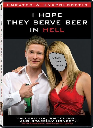 I Hope They Serve Beer In Hell Bradford Lords Czuchry DVD Ur