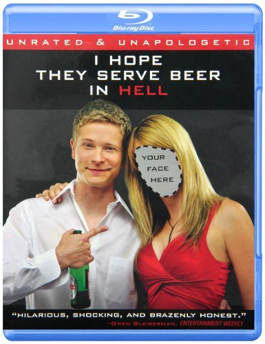 I Hope They Serve Beer In Hell Czuchry Matt Blu Ray Ws Ur