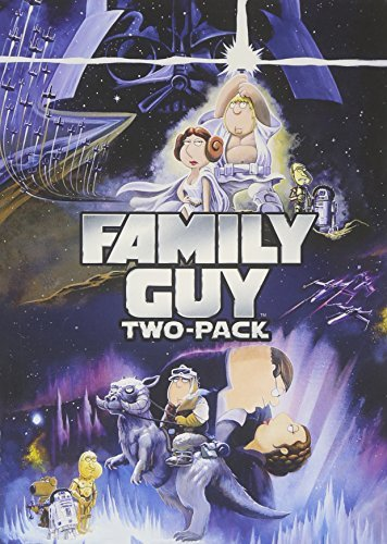 Family Guy Blue Harvest Something Something DVD Nr