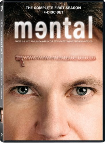 Mental Mental Season 1 Ws Nr 4 DVD