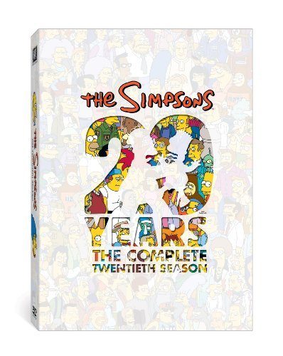 Simpsons Season 20 DVD Season 20