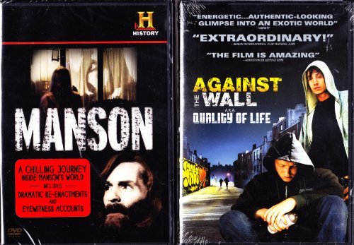 Manson Against The Wall History Channel Double Feature