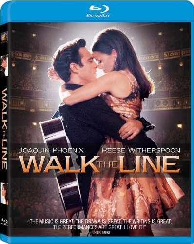 Walk The Line Walk The Line Blu Ray Ws Pg13