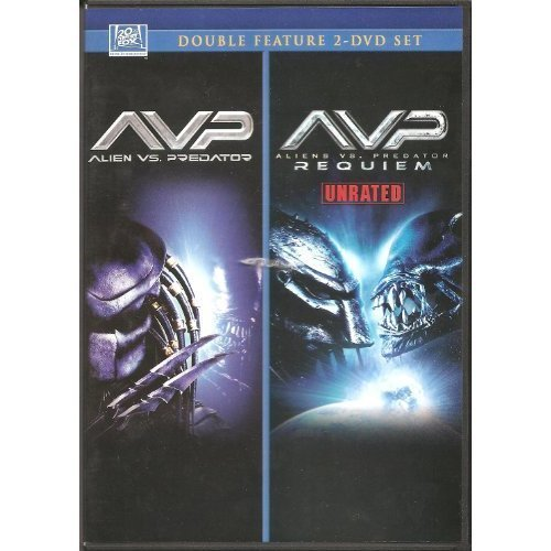 Alien Vs. Predator Double Feature Alien Vs. Predator Avp Requiem Ur