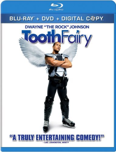Tooth Fairy Johnson Andrews Crystal Blu Ray Ws Pg